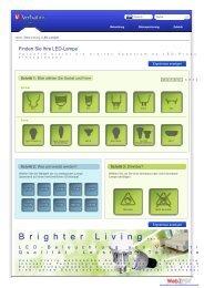 LED-Lampen   Verbatim Europa - Datenspeicherung ... - Storesys