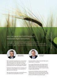 2011 har været det hidtil bedste år for Danish Agro-koncernen