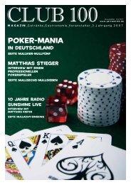 Poker-Mania - Club 100