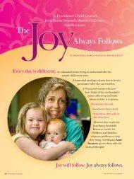 The Always Follows - Providence Foundations