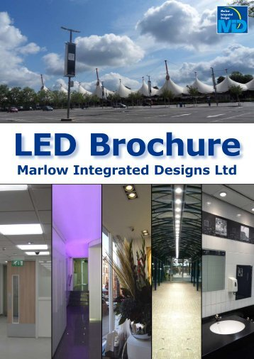 NEW - LED Brochure - Marlow Integrated Designs