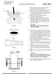 1. Before working on vehicle, ensure vehicle is located ... - Heasmans