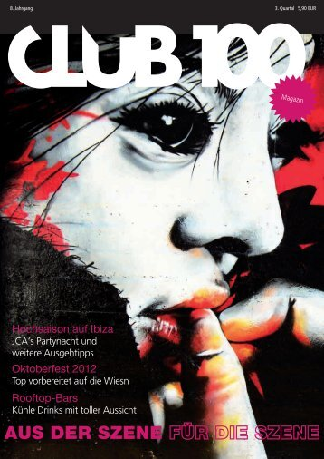 CLUB 100 Magazin - PK Club 100