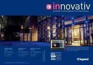 Innovativ September 2010pdf, 2.3 MB - Legrand - Legrand Austria ...