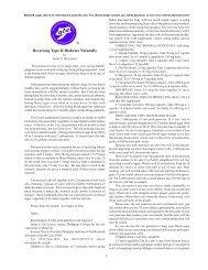 1 ® Reversing Type II Diabetes Naturally - Arthritis Trust of America