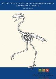 sistemática y filogenia de las aves fororracoideas (gruiformes ...
