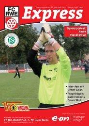 Neuer Mannschaftsbus Neuer Mannschaftsbus - FC Rot-Weiss ...