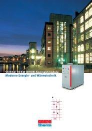 Moderne Energie - SOKRATHERM GmbH