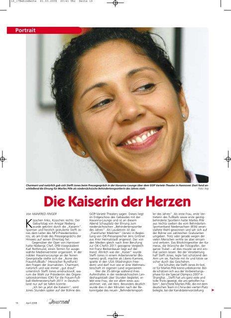 NFV_04_2008 - Rot Weiss Damme
