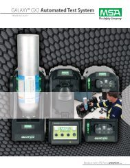 GALAXY® GX2 Automated Test System - 5 Alarm Fire and Safety ...