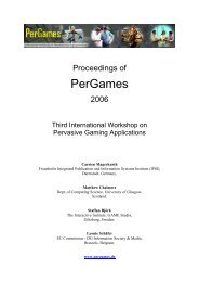 Conference Proceedings - Andreas Schrader