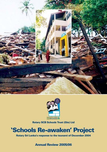 Rotary Report.indd - Rotary Sri Lanka