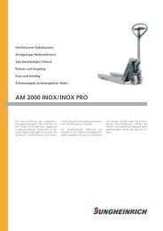 AM 2000 INOX/INOX PRO