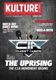 Kulture! Sept -Oct_Issue_1_2014