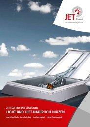 Elektro-RWA Broschüre - JET-Gruppe