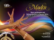 Download E-Brochure - An online Media for Performing Arts