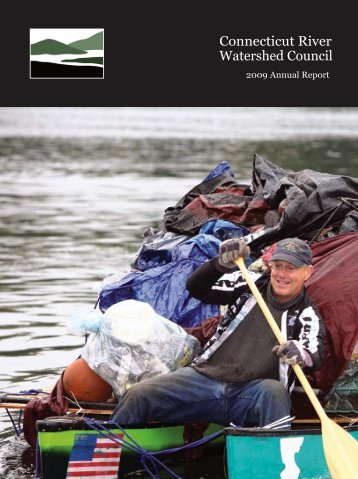 2009 Annual Report (PDF 1.4MB) - Connecticut River Watershed ...