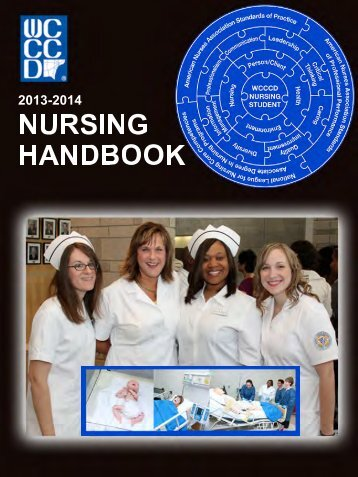 Nursing Handbook - Wayne County Community College