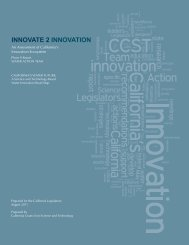innovate 2 innovation - International Center for Water Technology