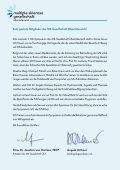 SYMPOSIUM - Oberösterreichische Multiple-Sklerose-Gesellschaft - Seite 2