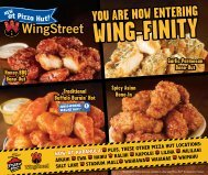 Voted Best Traditional Wing Sauce at the 2008 National Buffalo ...