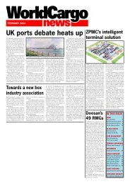 Front cover Feb - WorldCargo News Online