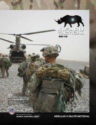 Tactical Catalog - Kifaru