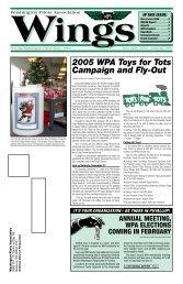 December 2005/January 2006 - Washington Pilots Association