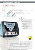 Katalog Weller Löttechnik und Entlöttechnik - PK Elektronik - Seite 6