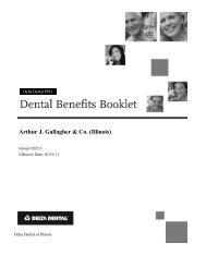 Dental Plan SPD