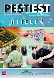 Hitelek - Magyar Nemzeti Bank