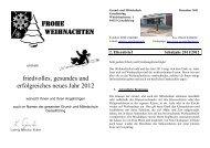 Elternbrief Weihnachten 2011 - Grundschule - Mittelschule ...