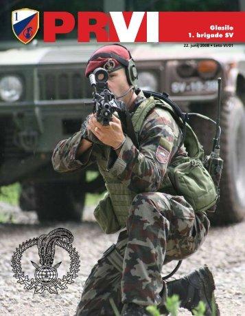 Leto VI/01 - Slovenska vojska