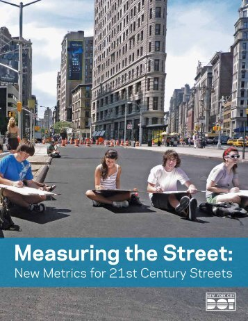 Download Measuring the Street (pdf) - NYC.gov