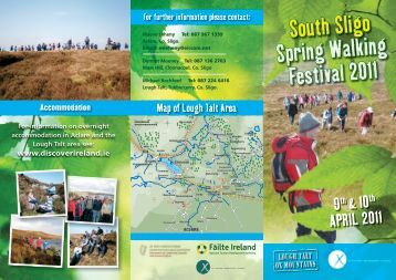 South Sligo Spring Walking 2011 - Sligo Sport and Recreation ...