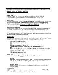 HIV/AIDS: Pneumocystis Jiroveci Pneumonia (PCP) Prophylaxis