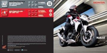 Sales Brochure - Honda