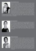 Trombinoscope Bios danseurs 2009- 2010.indd - Opéra national du ... - Page 2
