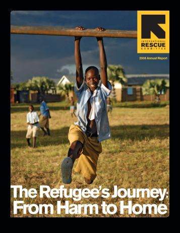 IRC Annual Report 2008 [PDF] - International Rescue Committee