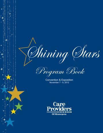 Program Book - Care Providers of Minnesota