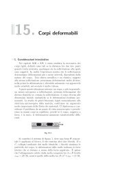 15. Corpi deformabili