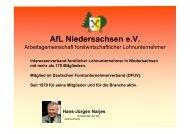 KMU-Forstunternehmen - AfL Niedersachsen eV