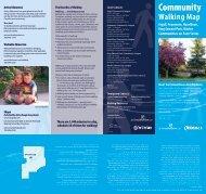 Mill Creek South Walking Map - City of Edmonton