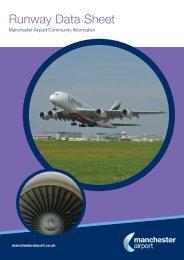 Runway Data Sheet - Manchester Airport