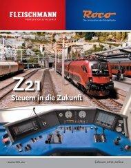 Z21 - Fleischmann-HO
