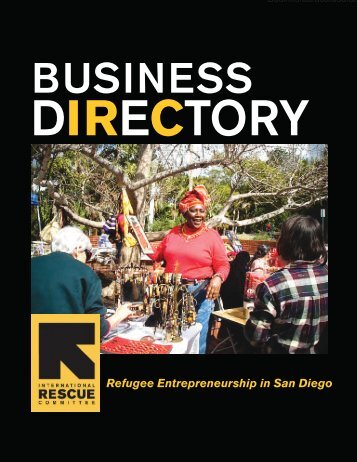 Business Directory Final.pdf - International Rescue Committee