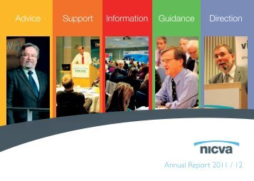 NICVA Annual Report 2011-2012