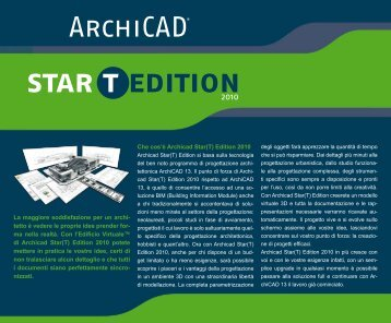 sTAR T EDITION - Corsiarchicad.it