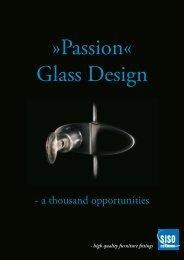 Passion Glass Design - Siso Denmark
