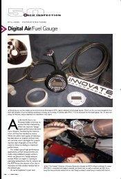 Digital Air/Fuel Gauge - Innovate Motorsports